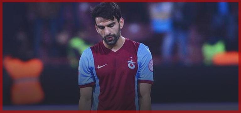 Trabzonspor'da maç öncesi şok sakatlık