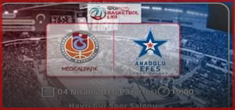 Trabzonspor Efes'e hazır