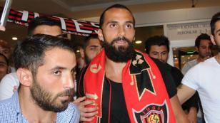 Erkan Zengin Eskişehir'de!