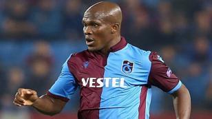 Trabzonspor'da Nwakaeme 11'e dönüyor