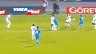 Trabzonspor'un net penaltısı verilmedi