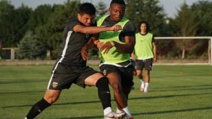 Kayserispor Trabzonspor'a hazırlanıyor