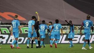 Trabzonspor 5 haftada kayboldu