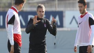 Trabzonspor'da hem eğlence hem ceza!