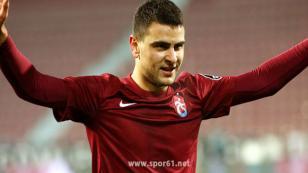 Trabzonspor'da Muhammet sonunda kadroya girdi