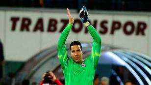Trabzonspor'da Esteban Onur'u aratmadı!