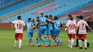 Akyazı Trabzonspor'a kabus oldu