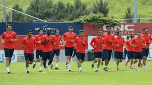 Trabzonsporlu oyuncular durmuyor