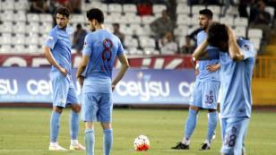 Trabzonspor tarihine kara leke!
