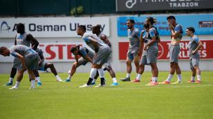 Trabzonspor Denizli'ye hazır