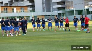 Trabzonspor'un kampı böyle geçti