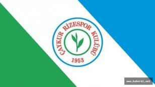 Rizespor'da transfer harekatı