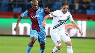 Trabzonspor Denizlispor'a karşı zorlanıyor
