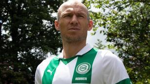 Arjen Robben tam gaz devam!