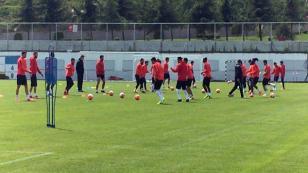Trabzonspor Başakşehir'e hazırlanıyor