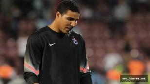 Trabzonspor'da sorunsuz adam Esteban