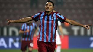 Trabzonspor'da Cardozo kayboldu