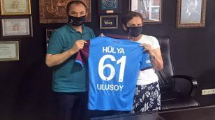 Trabzonspor sponsorluğu yeniledi