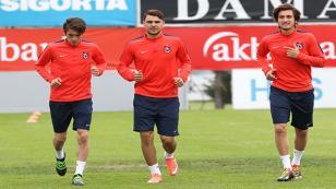 Trabzonspor'un genç oyuncuları sabırsızlanıyor