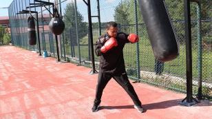Milli boksörler tedbirlere uyarak çalışacak