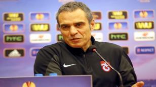 Trabzonspor'a Ersun Yanal eli değdi