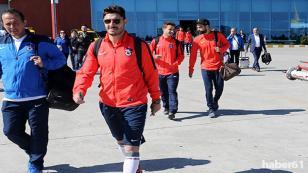Trabzonspor 6 eksikle Ankara'da