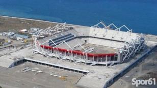 Akyazı Stadına akıllı çatı
