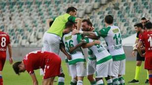 Bursaspor'a 2 Milyonluk Süper Lig primi