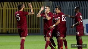 Trabzonspor'a orta alanda forma savaşı