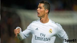 Ronaldo tek başına Trabzonspor'u geçti