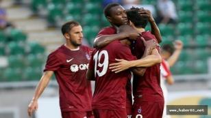 Trabzonspor'da gol atanlar çoğaldı