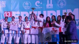 Trabzonlu sporculardan büyük başarı
