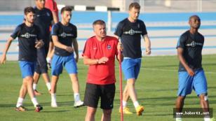 Trabzonspor'da futbolculara ekstra güç