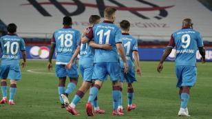 Trabzonspor 1 puan daha alırsa 9 yılı geçecek
