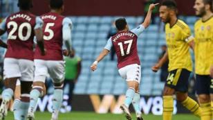 Aston Villa şansını sürdürdü