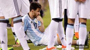 Messi'den şok sözler!