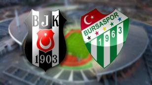 Beşiktaş Bursaspor maçı saat kaçta?
