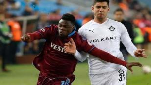 Trabzonspor istedi Lyon bitirdi