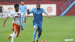 Trabzonspor hedefsiz kaldı