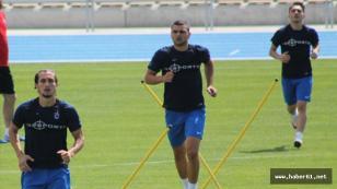 Trabzonspor'da gençlere bir şans daha