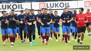 Trabzonspor'da 11 şekillenecek
