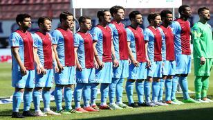 Trabzonspor'un muhtemel Antalya 11'i!