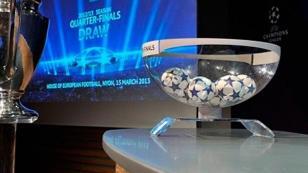 Avrupa kupalarında çeyrek ve yarı final eşleşmeleri belli oluyor