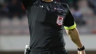 1. Lig'de haftanın hakemleri açıklandı
