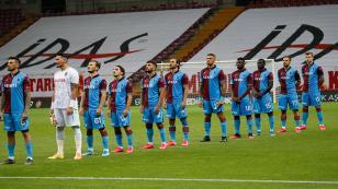 Trabzonspor Antalyaspor maç kadroları açıklandı