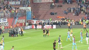 Trabzon'daki olaylı maça 43 soruşturma
