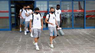 Trabzonspor Denizli'ye gitti