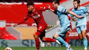 Liverpool Burnley'i geçemedi