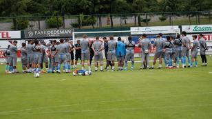 Trabzonspor Konyaspor'a hazırlanıyor