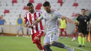 Sivasspor Malatyaspor'a mağlup oldu